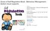 Zones of Self Regulation Book Visual Support