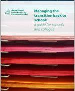 Anna freud transition back to school