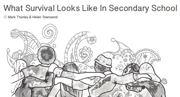 Survival secondary sch