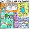 Anxiety poster
